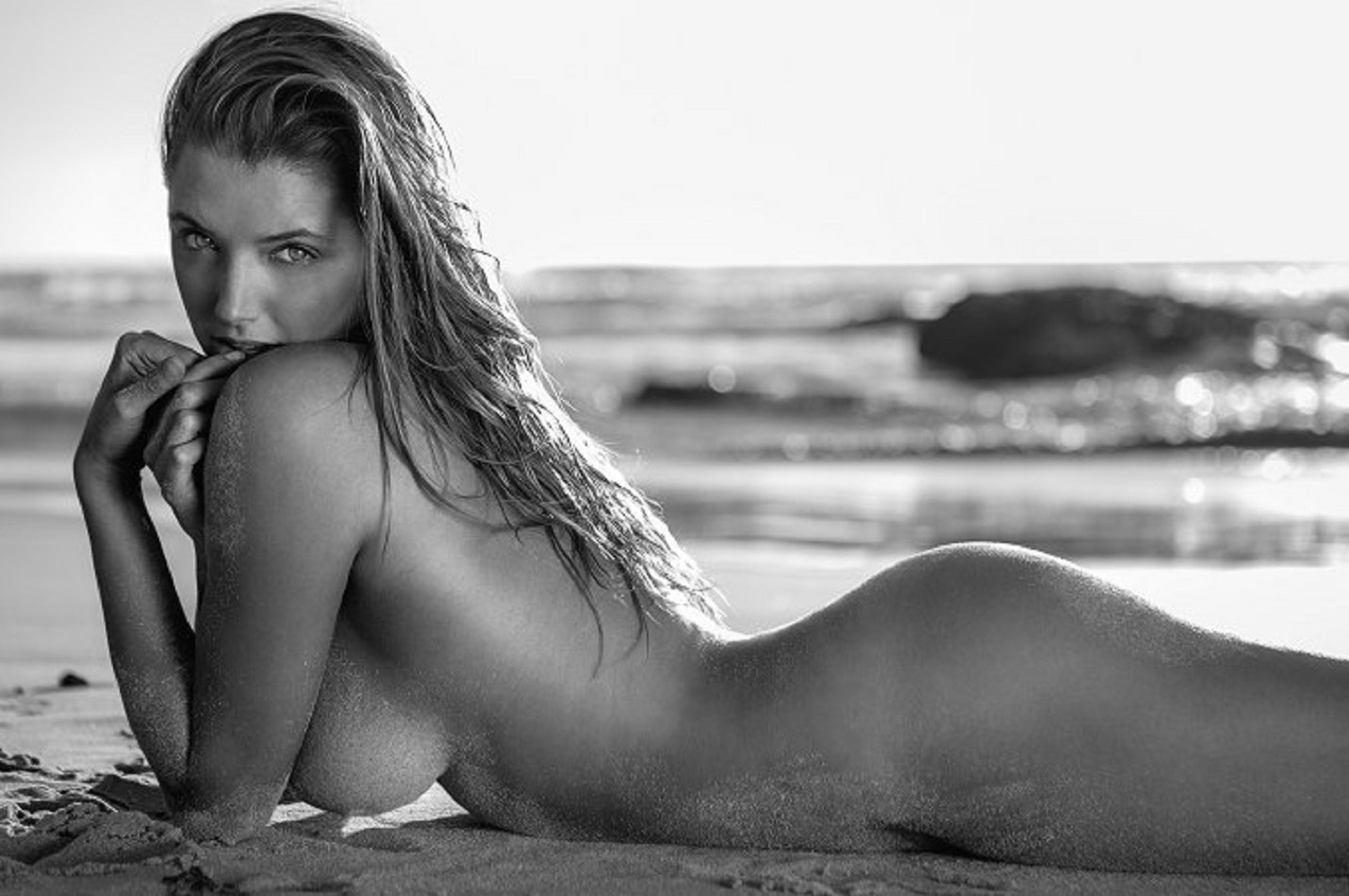 Alyssa Arce at Q Model Management